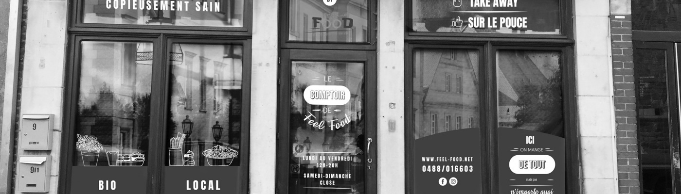 Feel Food | Bio - Local - Copieusement sain | Le Comptoir